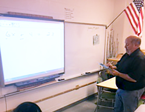 CSSD Teacher Fred Chilluffo is named CiTi ITS: Model Schools educator spotlight.
