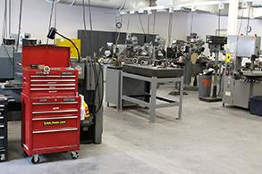 New Advanced Metal Manufacturing classroom!