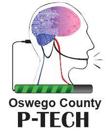 Oswego County P-TECH Logo